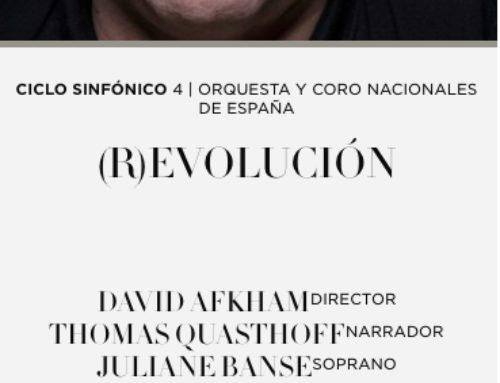 AUDITORIO NACIONAL – OCNE 19, 20 Y 21 DE OCTUBRE