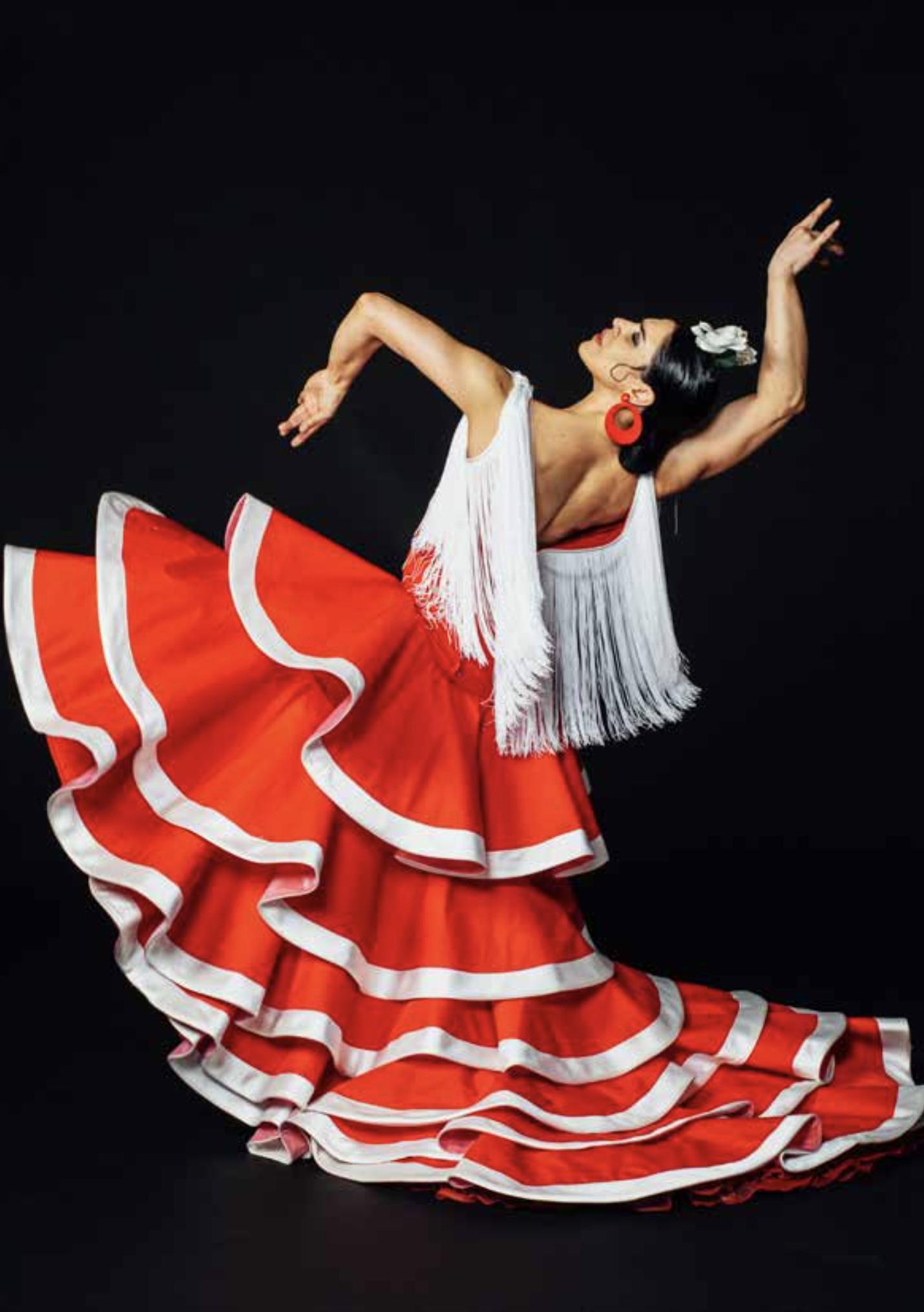 Portada del evento en el Teatro de la Zarzuela con el Ballet Nacional de España y la Orquesta de la Comunidad de Madrid