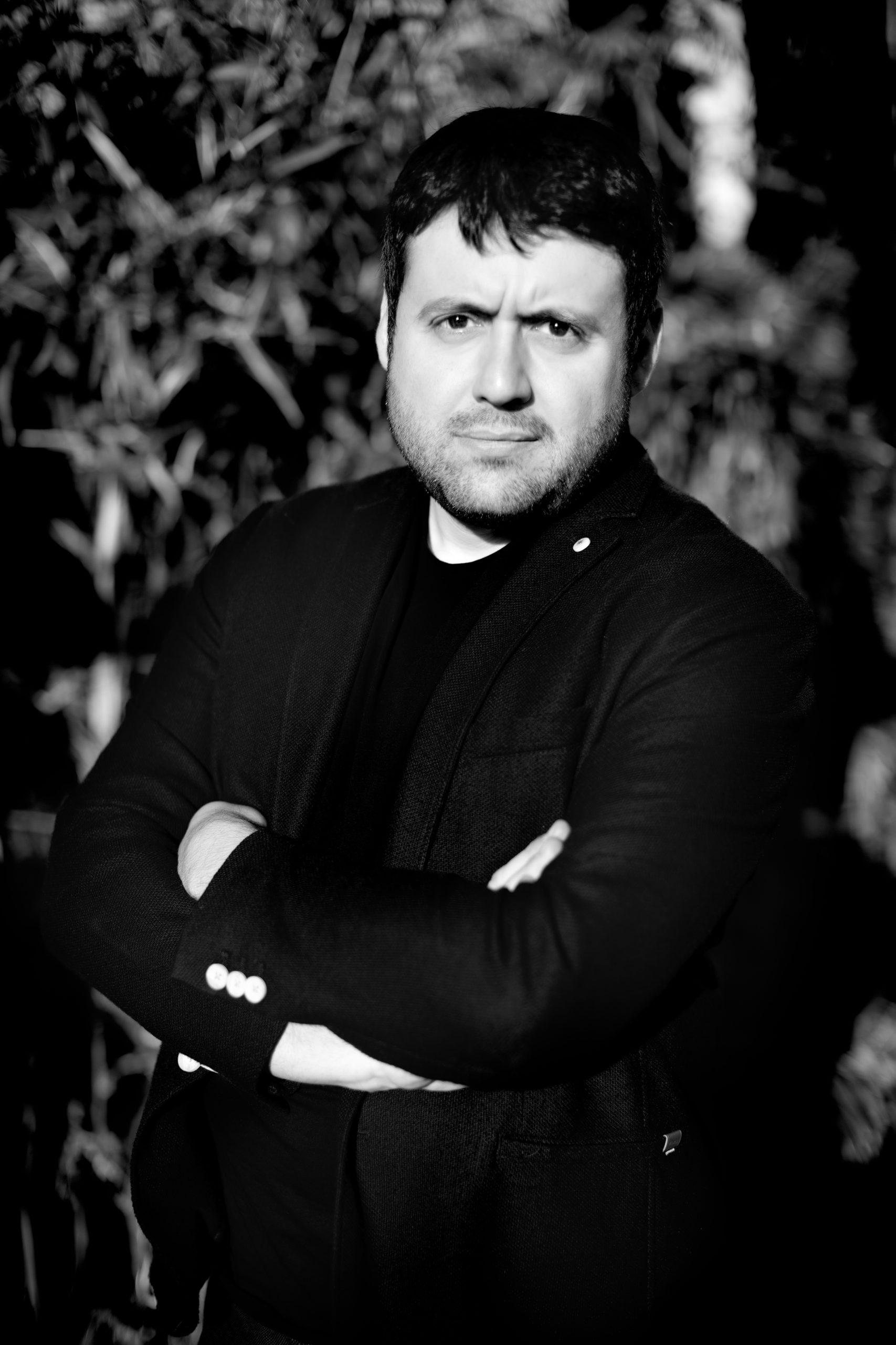 Imagen de Jordi Francés, director de Orquesta