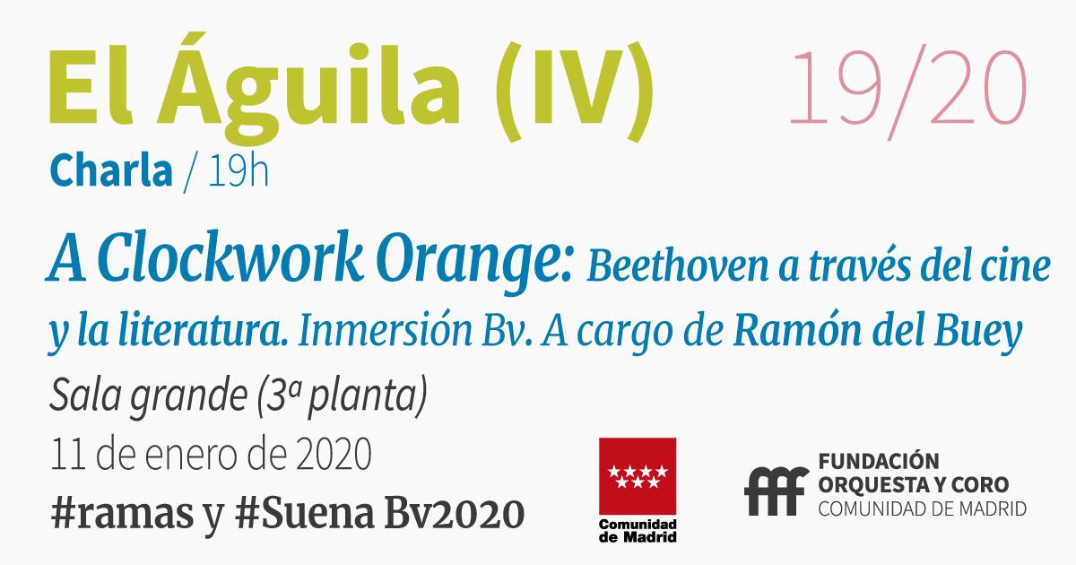 imagen de la charla Apropiación Bv Orquesta y Coro de la Comunidad de Madrid