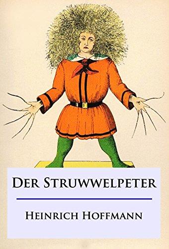 Imagen de portada del cuenta Struwwelpeter de Hoffmann