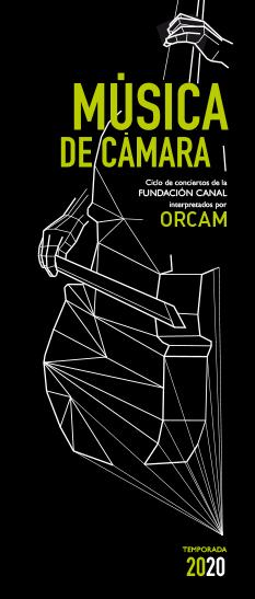 Imagen de portada Ciclo de cámara Fundación Canal 2020