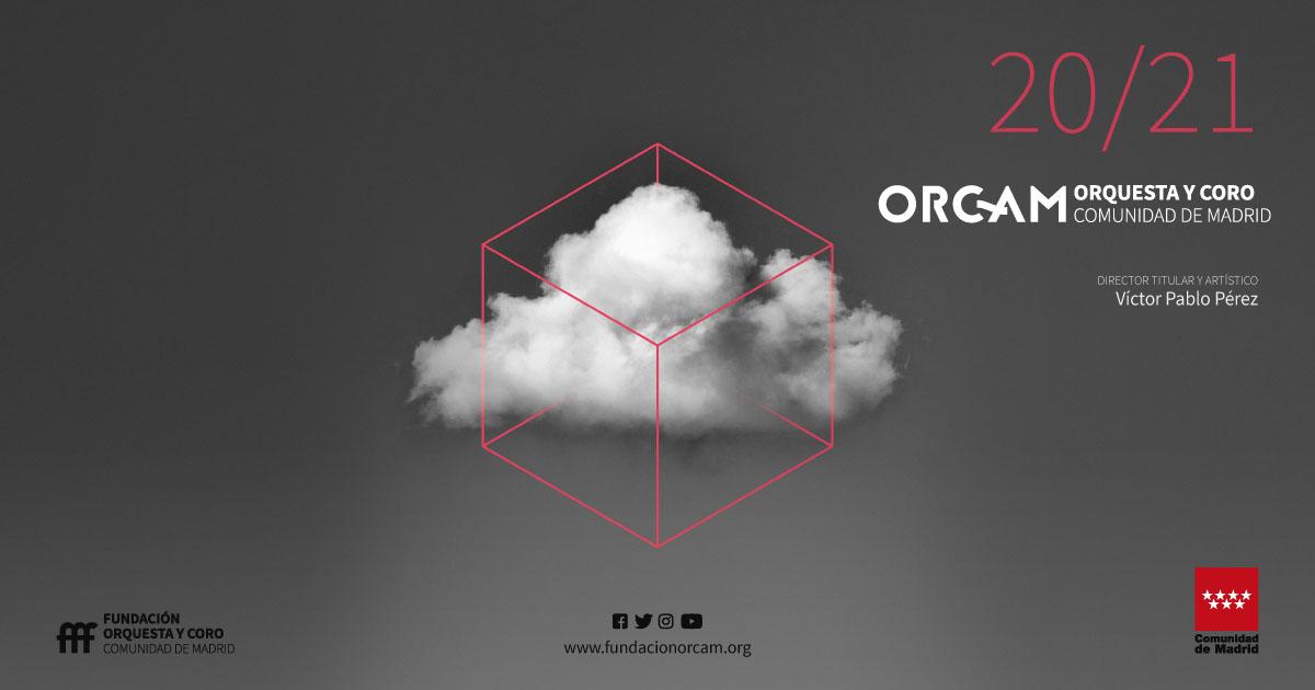 imagen de temporada ORCAM 2021