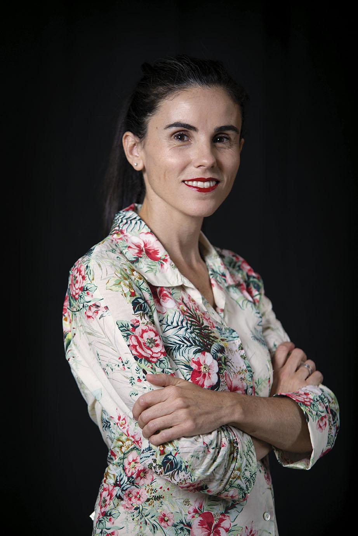 Raquel Rivera Gerente de la Fundación Orquesta y coro de la Comunidad de Madrid