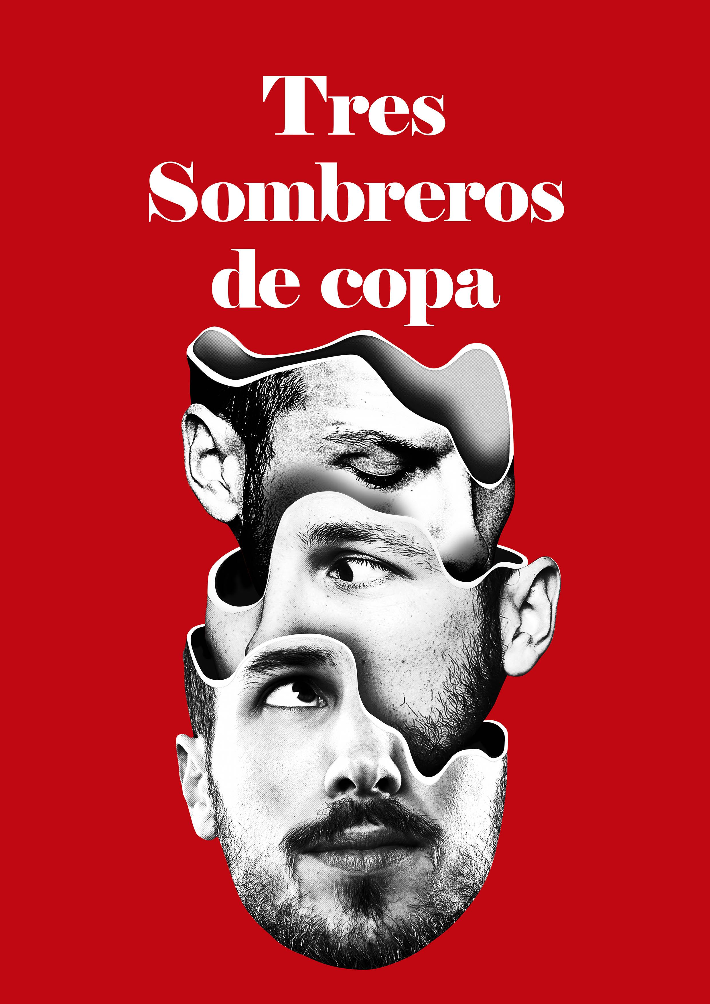 Portada de Tres sombreros de copa, Orquesta de la Comunidd de Madrid, Teatro de la Zarzuela